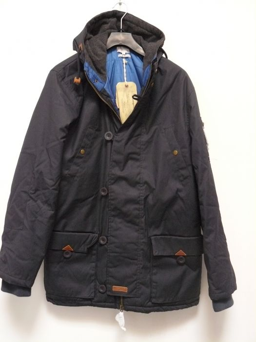 Knowledge Cotton Apparel Parka Knowledge-cotton-apparel