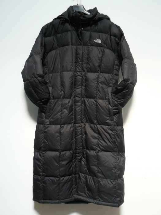 the north face damen mantel daunenmantel metropolis parka schwarz gr e xl. Black Bedroom Furniture Sets. Home Design Ideas