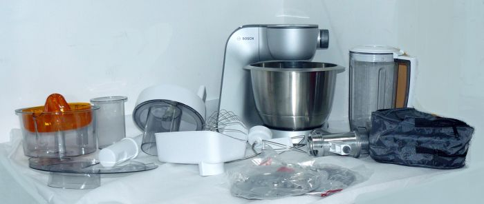 Bosch Mum5 Mum56340 Styline Küchenmaschine 2021