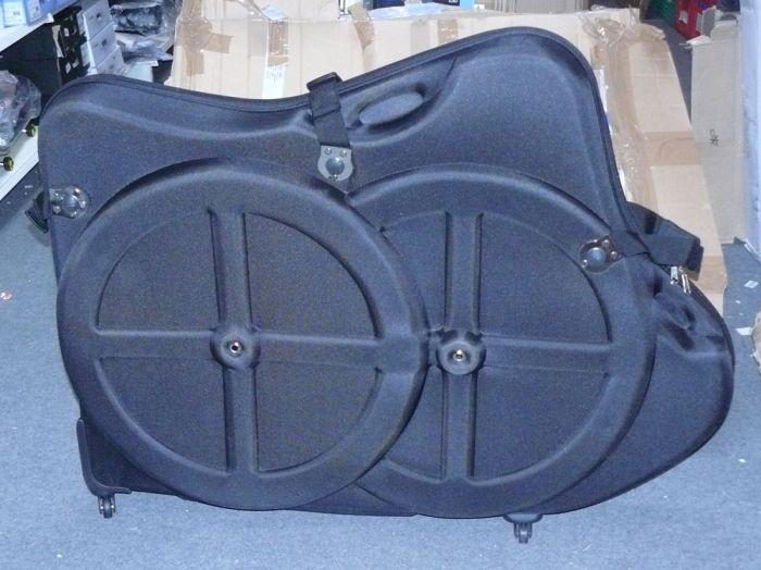 hapo g 11204013 fahrrad transport tasche schwarz 310 liter ebay. Black Bedroom Furniture Sets. Home Design Ideas